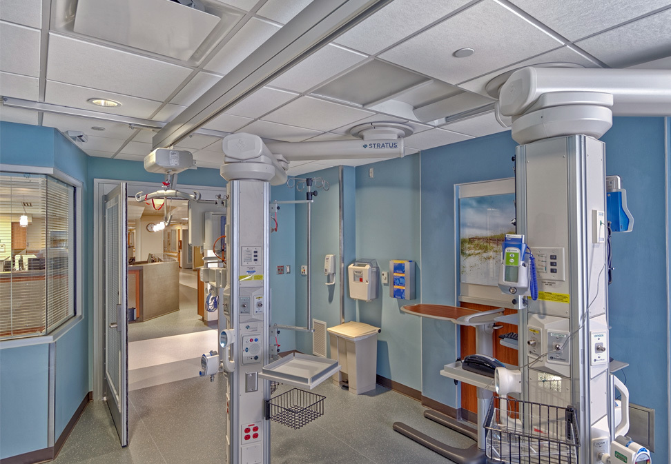 Wake Forest construction project for Intensive Care Unit