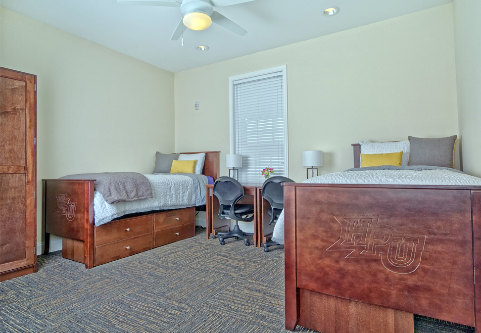 Centennial Square Apartments project by FL Blum Construction Company