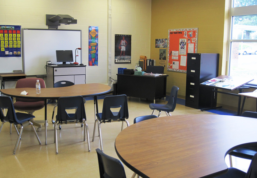 FL Blum construction project for Forsyth County Schools