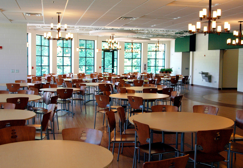 FL Blum construction project Dining Facility at Summit School