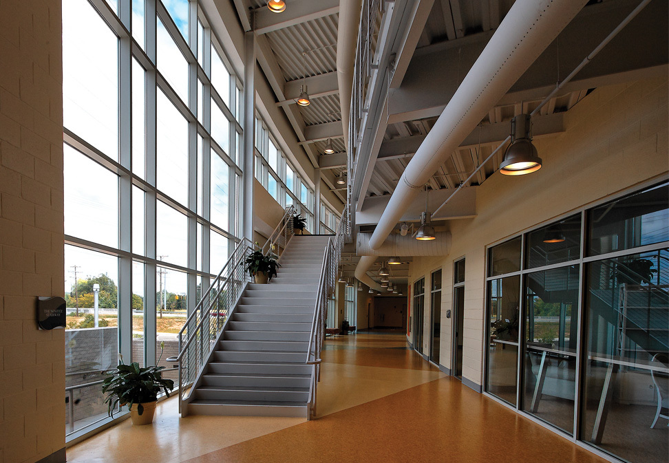 The YWCA Gateway Sports & Wellness Center construction project