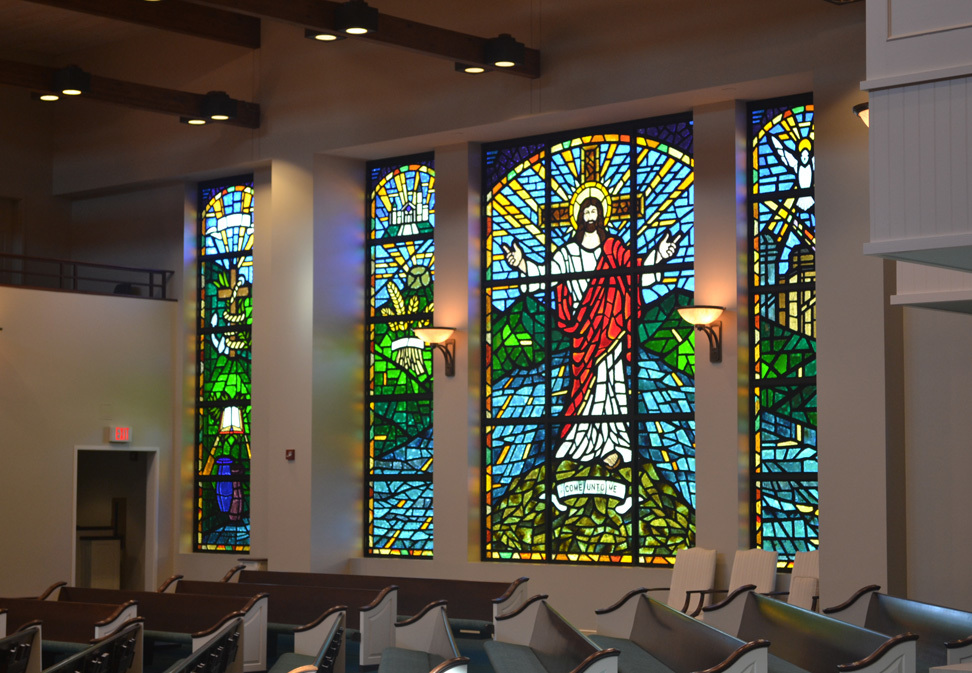 Ardmore Baptist Church Sanctuary in Winston Salem
