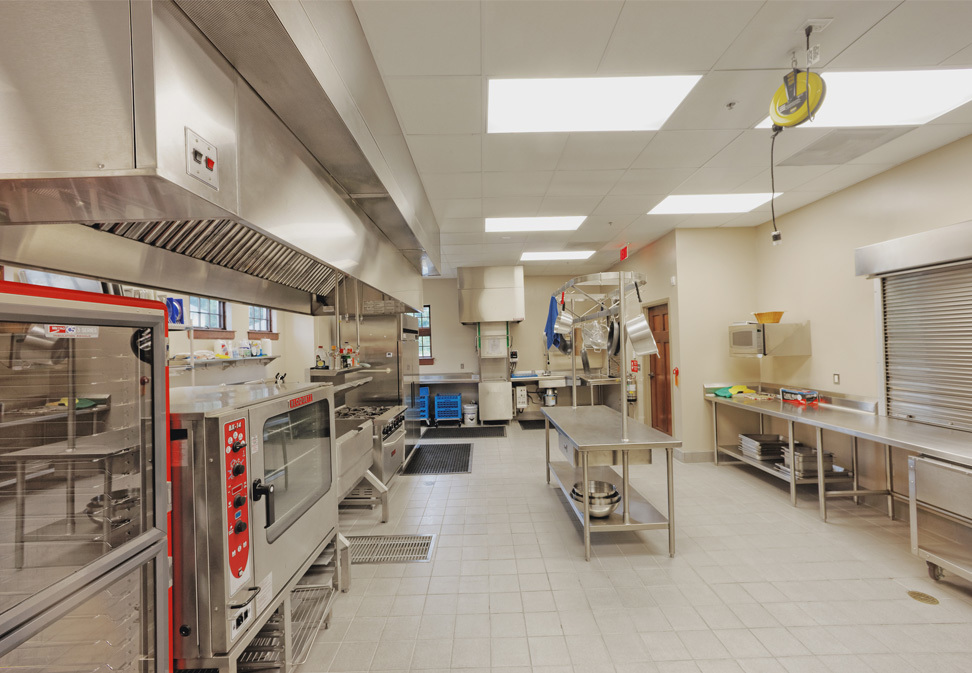 Community Life Center at St. Mary's Episcopal Church project