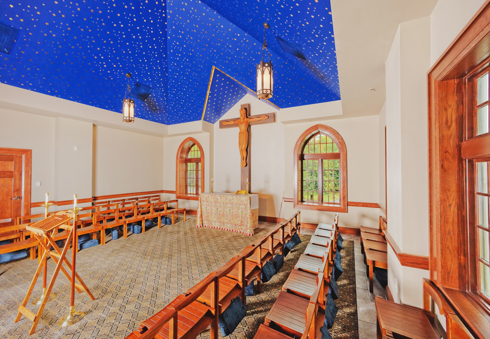 St. Mary's Episcopal Church construction project at Community Life Center