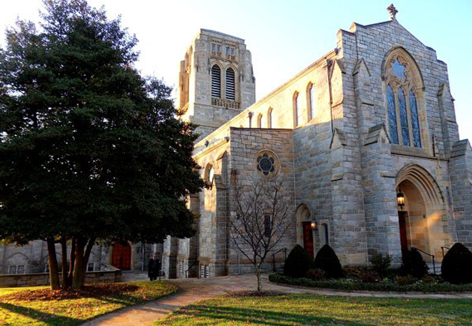 St. Paul's Episcopal Church renovation and expansion