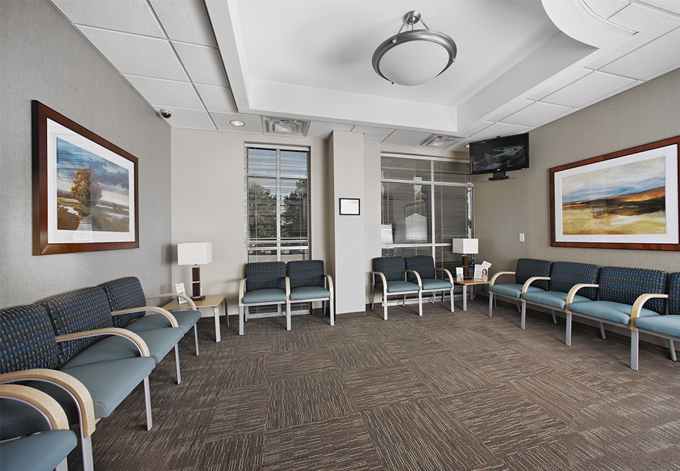 Behavioral Health construction by FL Blum for Wake Forest