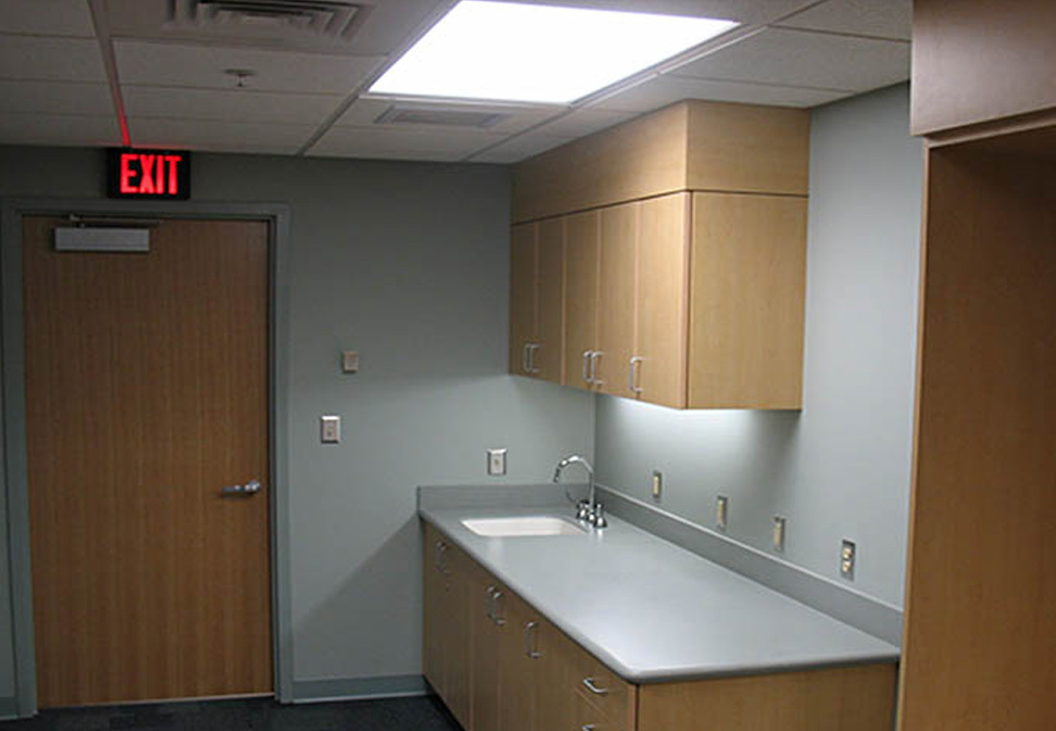 Regional Anesthesia & Acute Pain Management Healthcare Construction Project