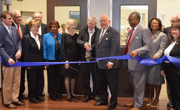 Paddison Memorial Branch Library Opens To Public