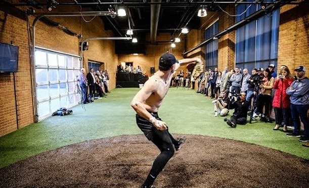 Construction Completed On New State-Of-The-Art Pitching Lab At Wake Forest University