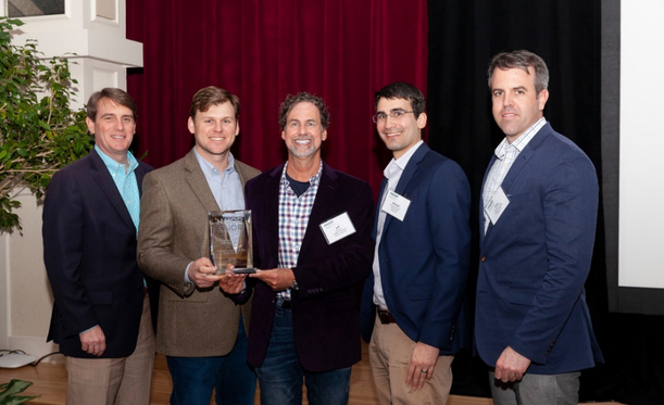 BB&T Leadership Awarded Project of the Year