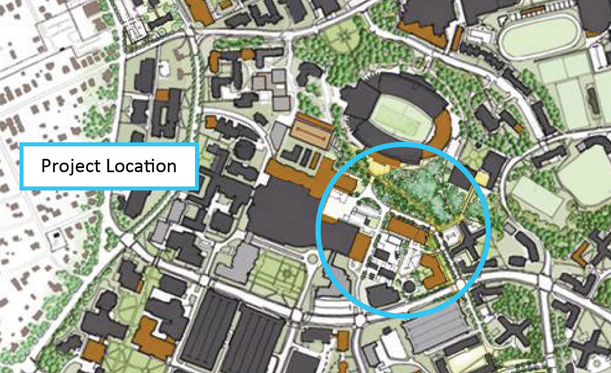 UNC Selects Blum-Loving For Parking Deck And Central Generator Plant