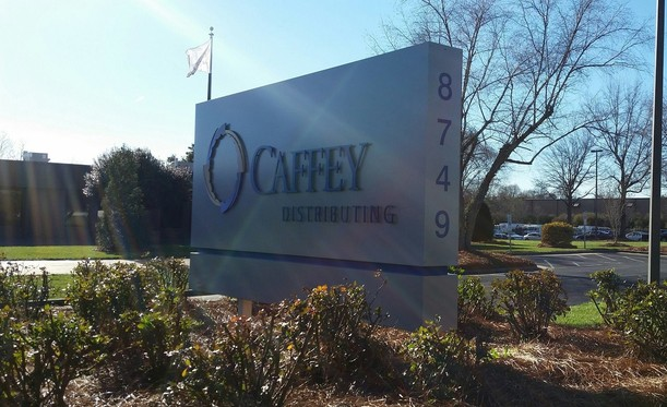 Renovations Underway at  Caffey Distributing