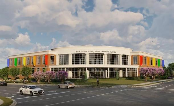 Qubein Children's Museum will help revitalize downtown High Point