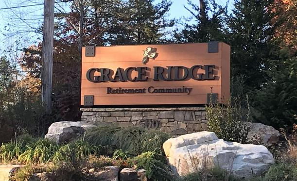 Grace Ridge Phase 1 completed